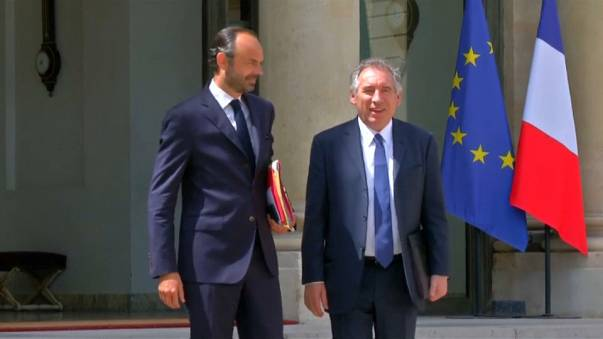 Macron allies quit French government