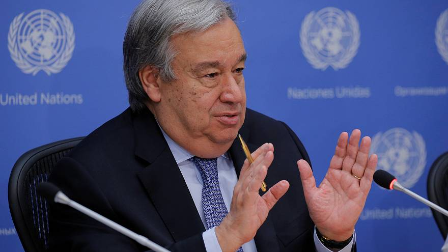 ابراز نگرانی شدید دبیر کل سازمان ملل نسبت به بالاگرفتن تنش نظامی در سوریه