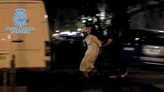 Detenidos en Madrid tres yihadistas marroquíes