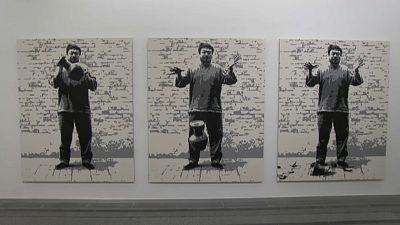 "Ukraine exhibition explores our ""fragile state"""