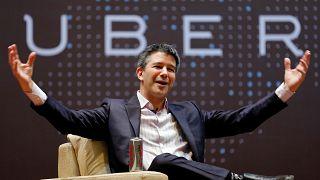 Uber'in CEO'su Kalannick istifa etti