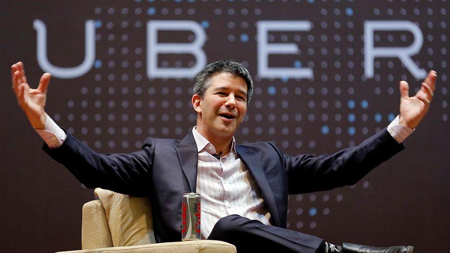 Kalanich se va definitivamente como jefe de Uber