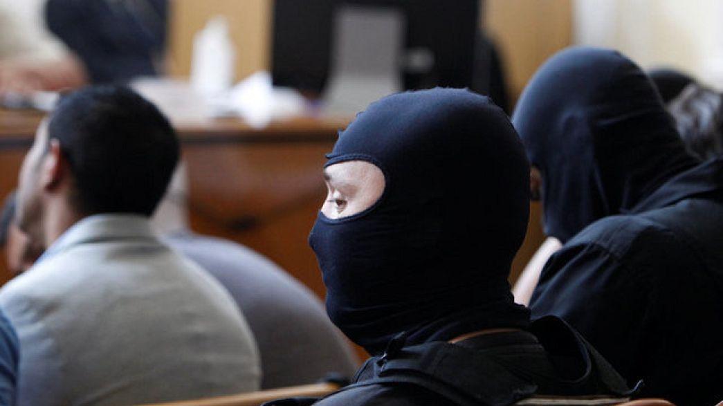 """Hongrie : procès du """"camion charnier"""""""