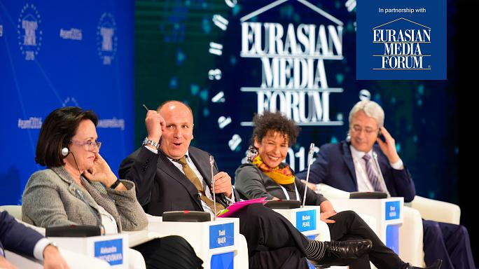 Eurasian Media Forum at heart of EXPO 2017