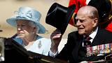 Queen's husband Prince Philip in hospital with infection