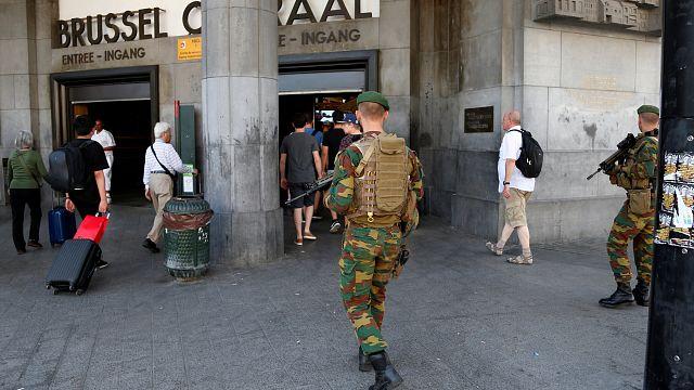 Brüsseler Bahnhofsattentäter identifiziert