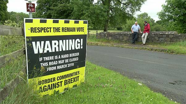 La frontière entre l'Irlande et l'Ulster, grande inconnue du Brexit