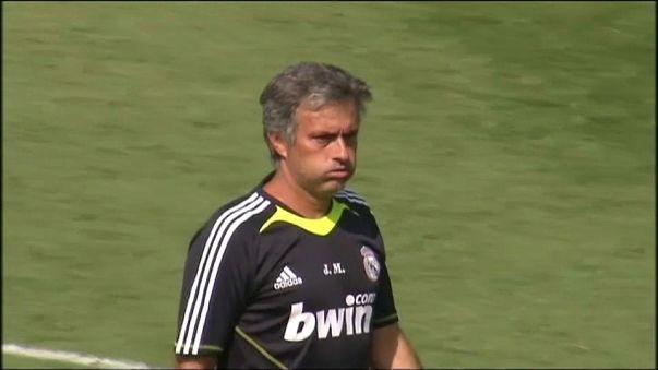 Mourinho says Spanish tax fraud claims are news to him