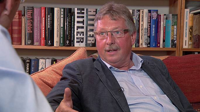 Sammy Wilson (DUP) on Brexit: No checkpoints needed at the Irish border