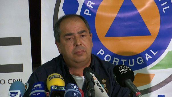 Portugal: Incêndio de Pedrógão 95% dominado