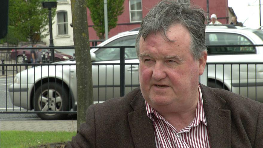 "Pat Treanor (Sinn Fein): ""A hard border would be devastating"""