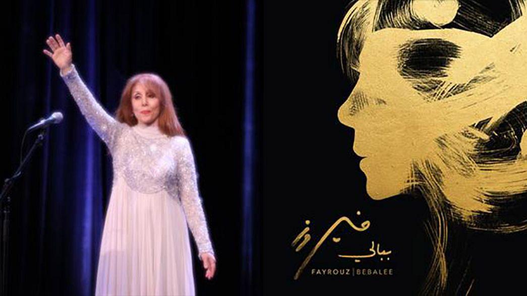 Fayrouz gives glimpse of upcoming album