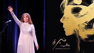 La chanteuse libanaise Fairuz retrouve le devant de la scène