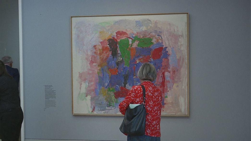 Amerika'nın modern sanata yolculuğu Berlin'de