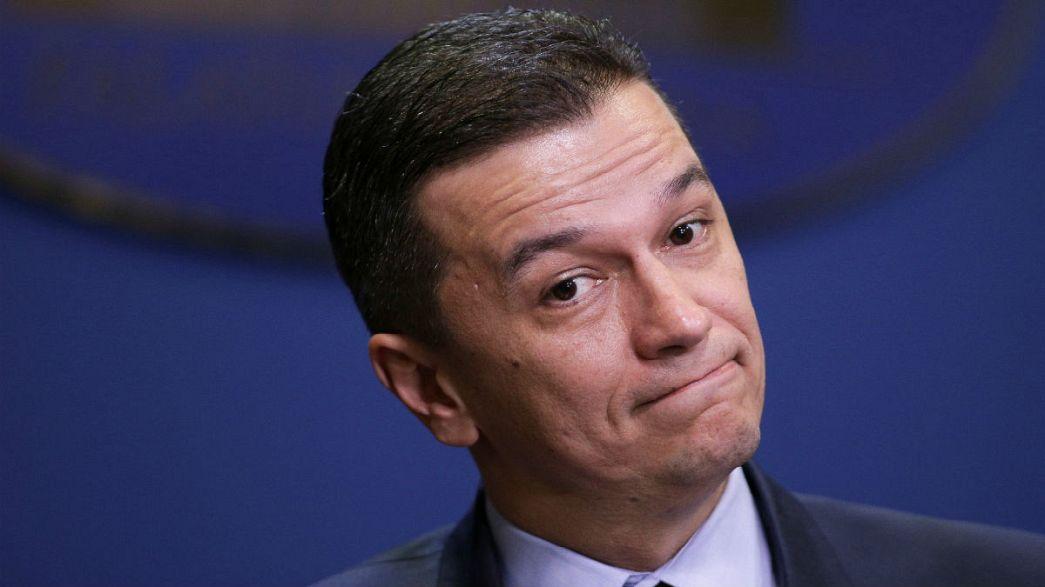 Governo romeno não sobrevive a moção de censura