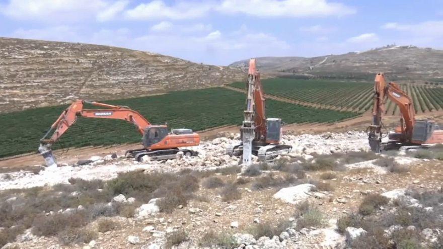 Westjordanland: Israel baut neue Siedlung