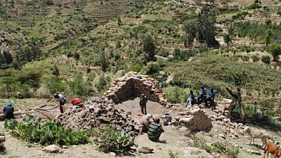 Une ancienne ville islamique et commerciale découverte en Ethiopie