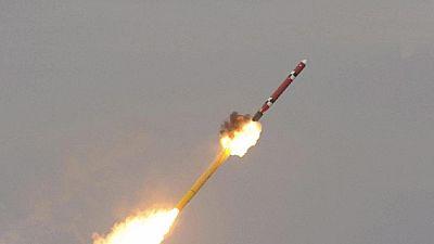 L'Iran tire six missiles contre les positions de l'EI en Syrie