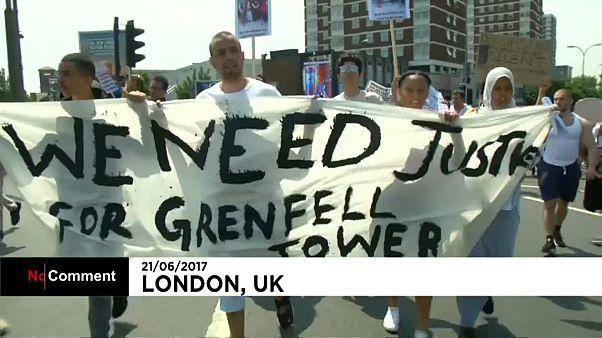 Λονδίνο: Πορεία για τη δικαίωση των θυμάτων
