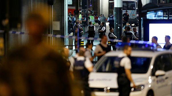 """Теракт в Брюсселе накануне саммита ЕС, посвящённого """"брекситу"""""""