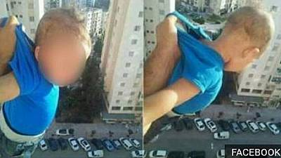 Algérie : deux ans de prison pour avoir suspendu un bébé dans le vide depuis un balcon