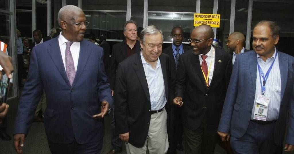 World leaders converge in Uganda for first Refugee Solidarity Summit
