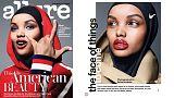 عارضة الأزياء حليمة آيدن تخرق الصورة النمطية عن الإسلام