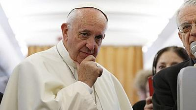 Pope Francis donates over $500k to South Sudan after failed visit