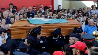 Portugal's deadliest fire extinguished