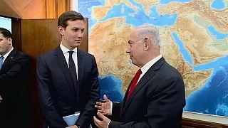 """Kushner visita Israel con una misión """"imposible"""""""