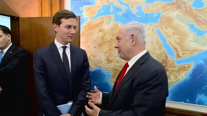 Kushner in Middle East
