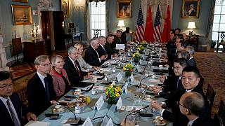 US and China talk North Korea