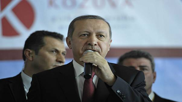 Эрдоган ищет место для встречи с соотечественниками в ФРГ