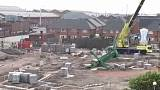 Two dead and one injured after crane collapse in Crewe