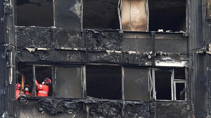 Lemondott egy kerületi vezető a londoni tűzvész miatt