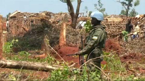 Tote und Gewalt in der Zentralafrikanischen Republik