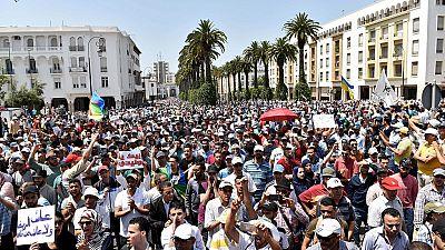 """Maroc : des ONG dénoncent des """"violations des droits de l'Homme"""" dans le Rif"""
