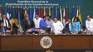 OAS: Keine Resolution zur eskalierenden Krise in Venezuela