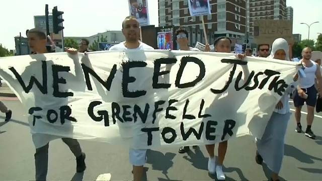 Local council chief resigns over Grenfell Tower fire