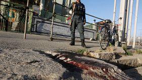 هلمند: أكثر من 20 قتيلاً في انفجار سيارة أمام مصرف