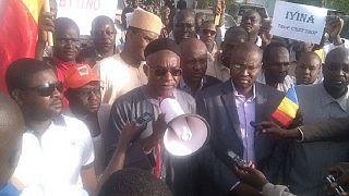"""Tchad : l'opposition refuse de quitter un Parlement jugé """"illégitime"""" par des militants"""