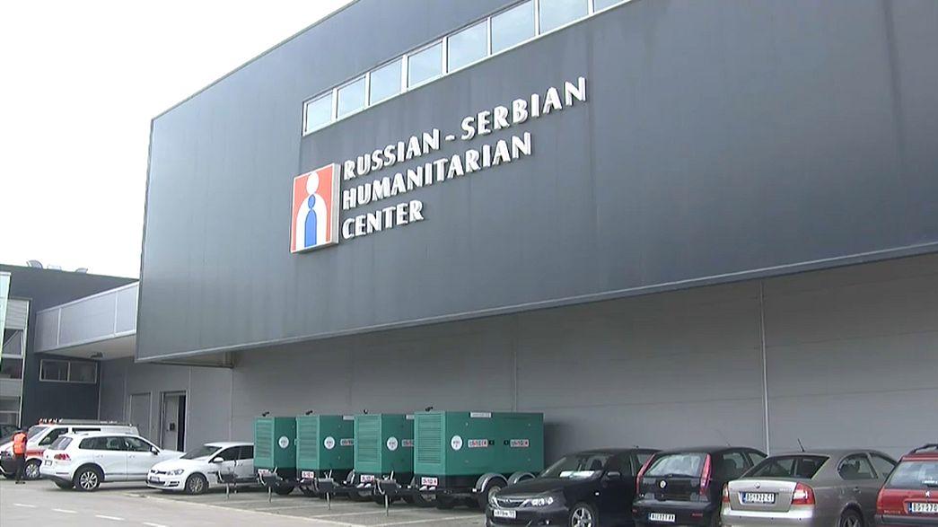Serbia: il centro umanitario russo e i timori dell'opposizione
