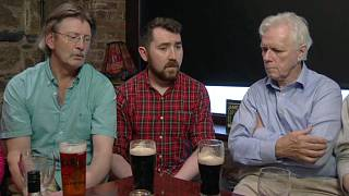 Let's talk over Brexit in a tiny pub in Northern Ireland