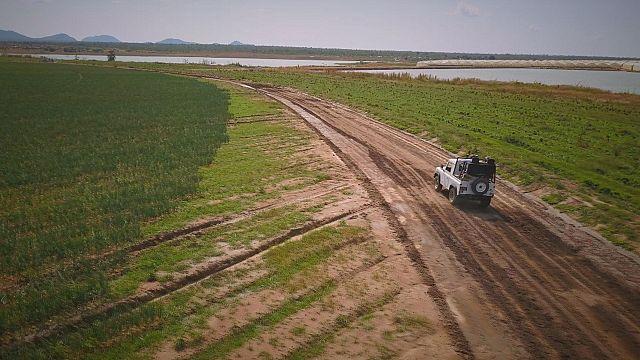 El renacimiento de la industria agrícola en Angola