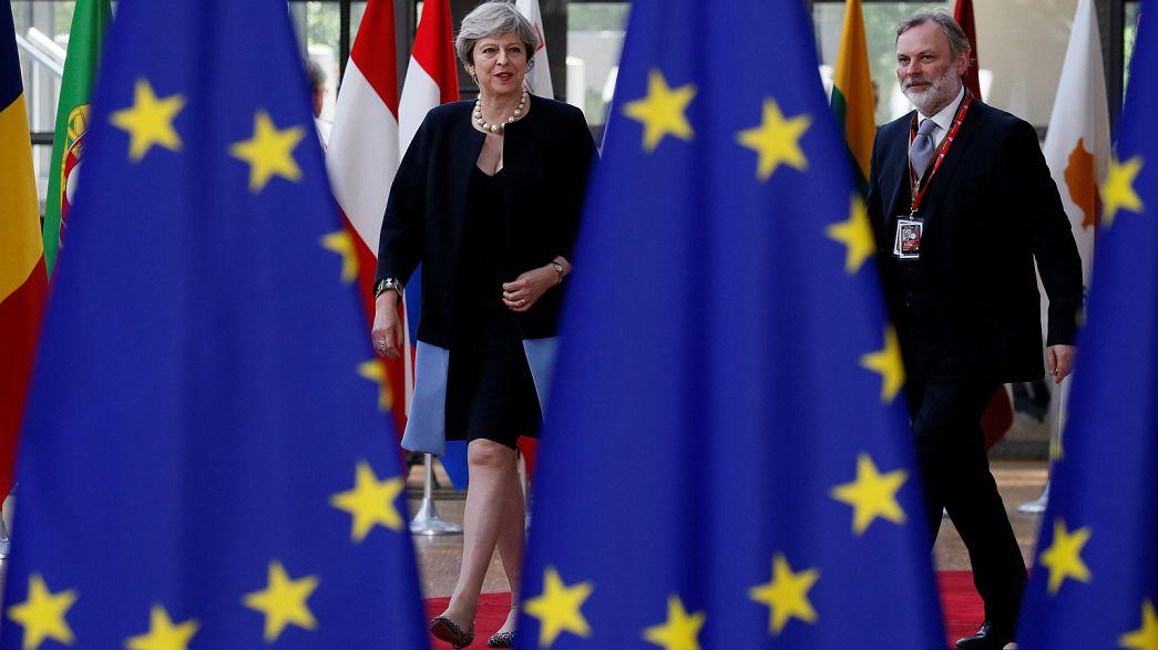 EU-csúcs: a franciák Európáért, a britek magukért