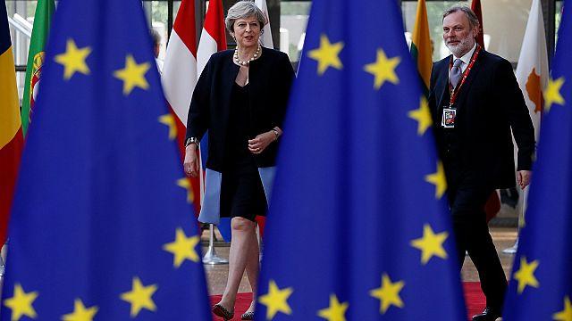 """Cimeira da UE: Macron defende """"uma Europa que protege"""""""