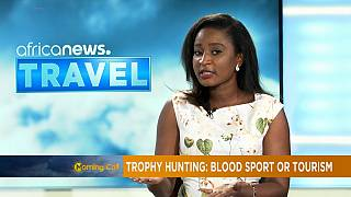 Trophy hunting: Blood sport or tourism [Travel]