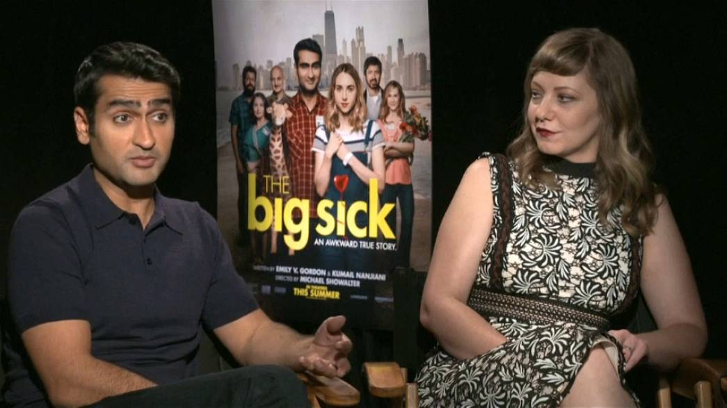 'The Big Sick' a rollicking rom-com