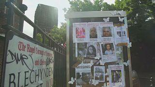 """Rogo Londra, May:""""Pannelli infiammabili anche su altri edfici"""""""