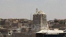 Universal condemnation follows ISIL's destruction of Mosul's al-Nuri mosque